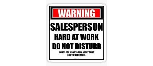 salesperson customer advocate